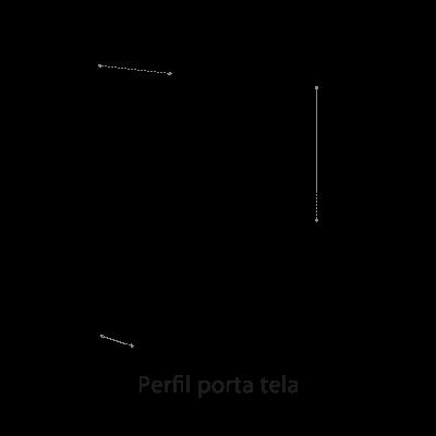 Perfil_PORTA-TELA