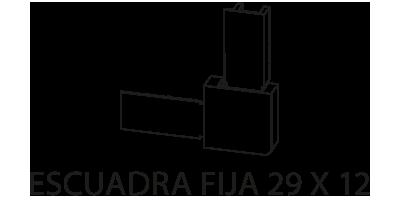 Escuadra-fija-29x12s